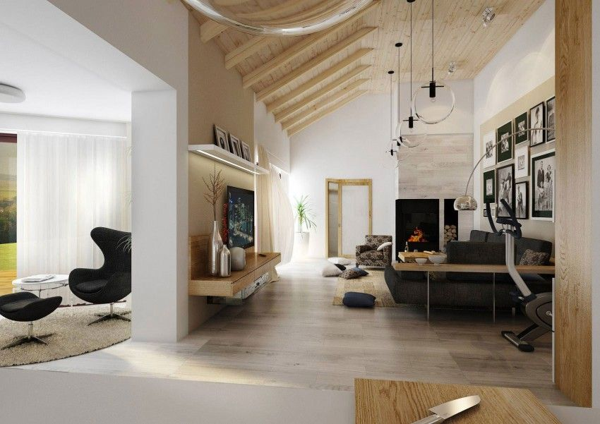 Villa in the Countryside by Design ATAK | Villas, Interiors and ...