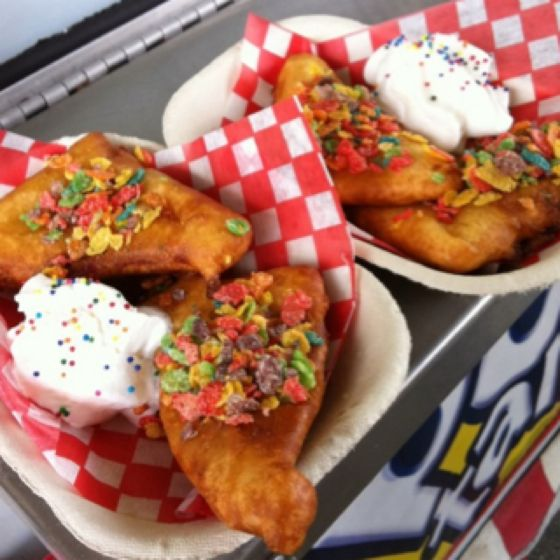 Deep Fried Poptarts Food Deep Fried Food Pop Tarts