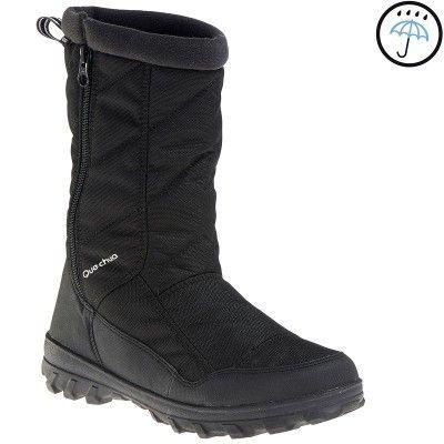 Turystyka Junior Turystyka Buty Zimowe Arpenaz 500 Dzieci Quechua Obuwie Boots Snow Boots Women Shoes