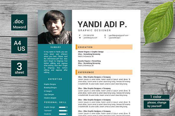 trendy resume resume ideas