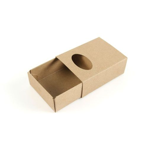 New Design with Cut Out Window! Sliding Drawer Soap Boxes - These ...