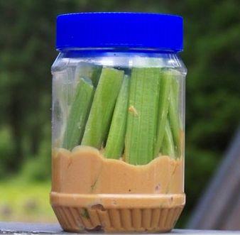 PB & Celery on the go!