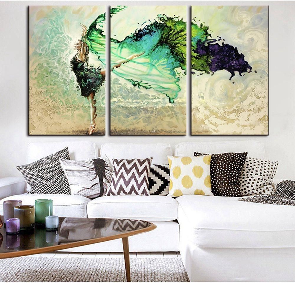 Pin On 3 Pieces Wall Canvas Wall Decor