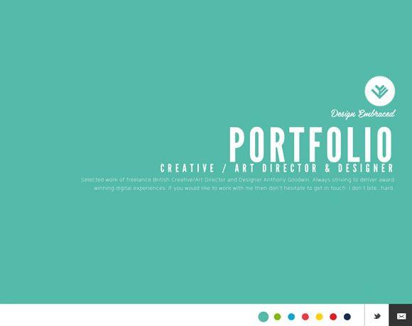 19 Beautiful And Colorful Websites For Your Inspiration Web Design Ledger Pdf Portfolio Design Colorful Website Web Design