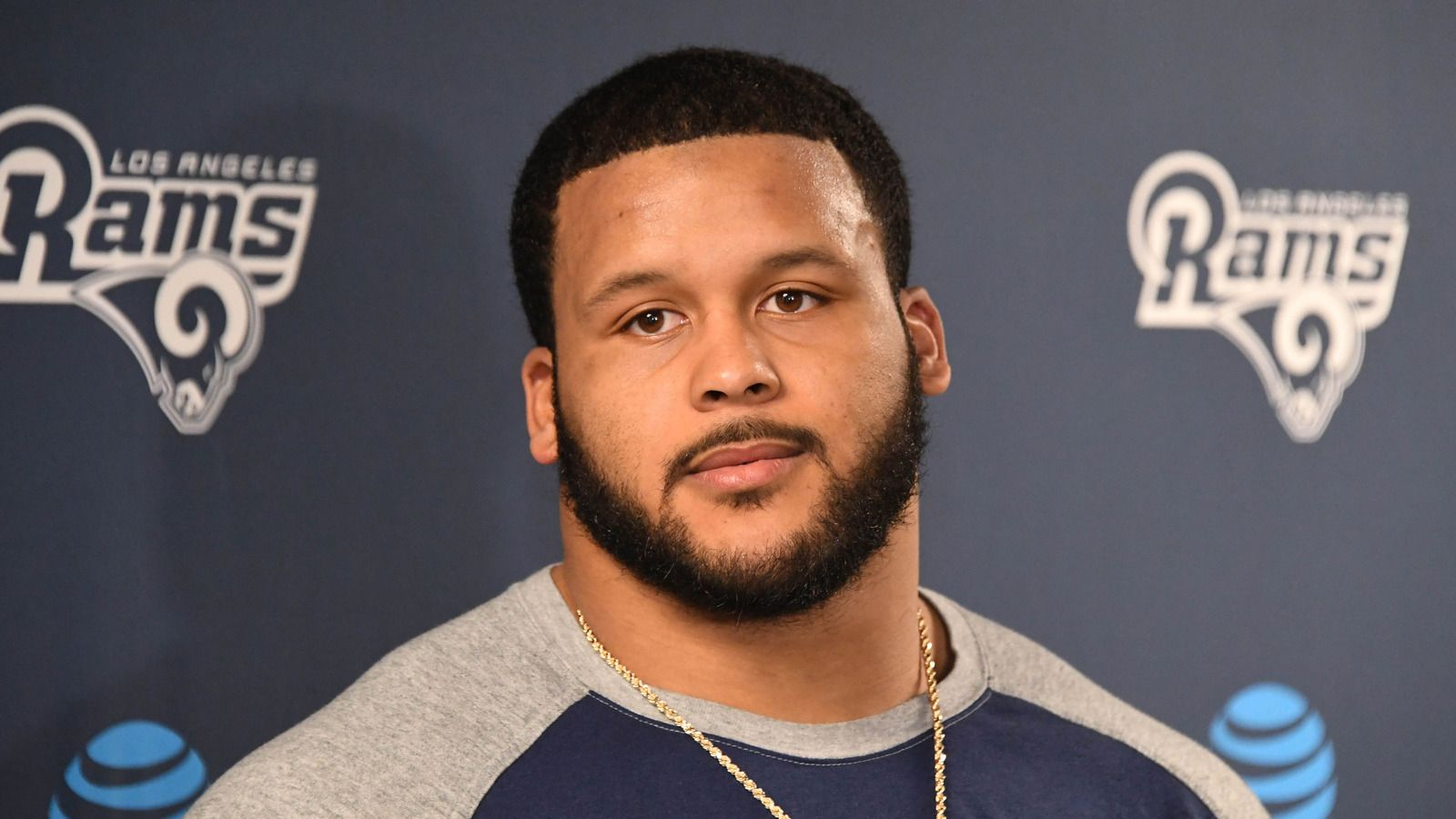 Los Angeles Rams Defensive Tackle Aaron Donald Is A Freak On The