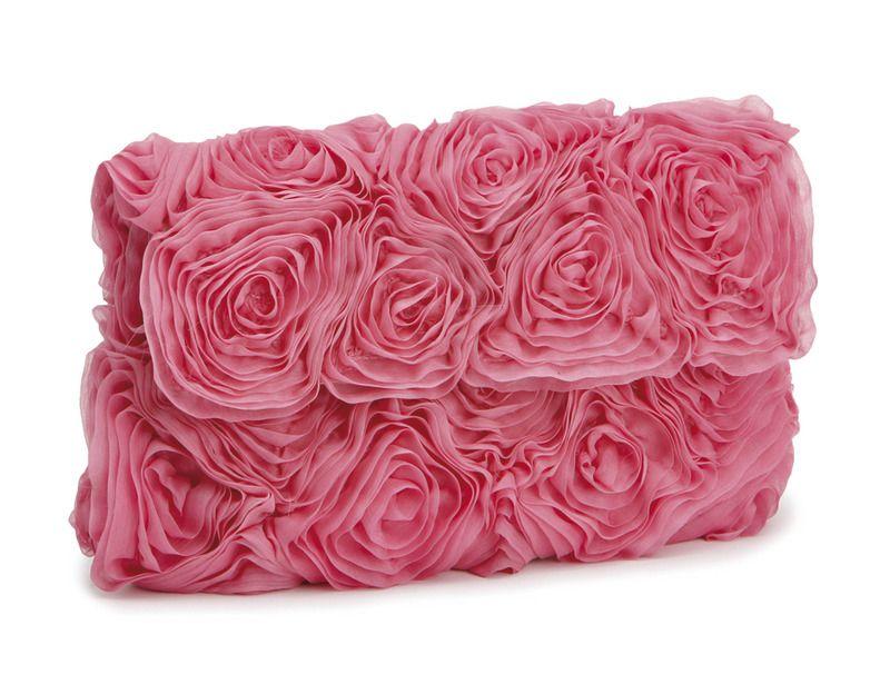 Rose Bag de Blumarine, en gasa de seda.