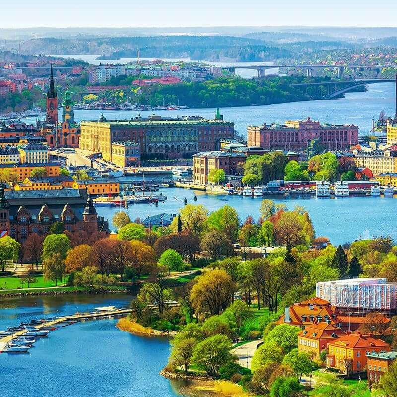 Stockholm, Sweden Most beautiful places, Summer travel