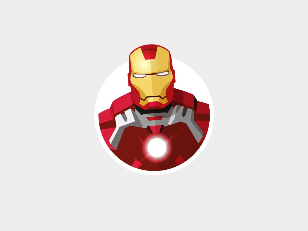 Iron Manbuy Artwork Society6 Redbubblefollow Me Dribbble Twitter Behance Animasi