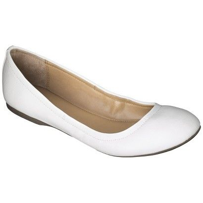 373a5343c4c9 Women s Mossimo Supply Co. Ona Scrunch Ballet Flat - Assorted Colors ...