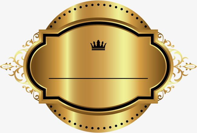 كرتون الدائرة الذهبية كرتون التاج هالوpng صورة Molduras Douradas Ideias De Promocao Convite De Casamento