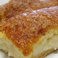 Soapapilla Cheesecake- I followed the recipe on this one, and it was awesome. We had a get together and seemed to be a big hit. I will make this again for sure.