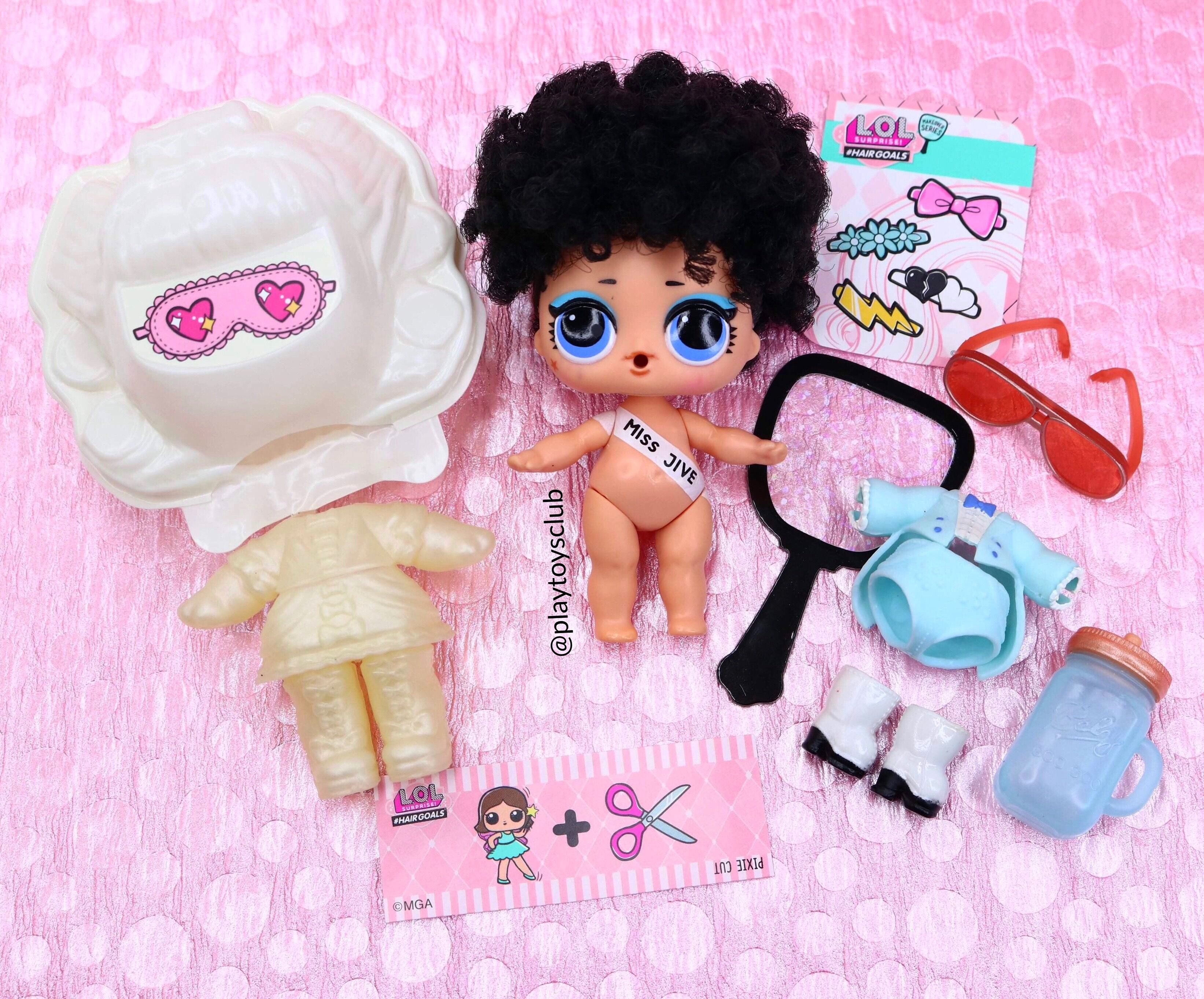 Surprise L.o.l •hairgoals • Makeover • Daring Diva • ?-027 • Nuova ♥️???????????????