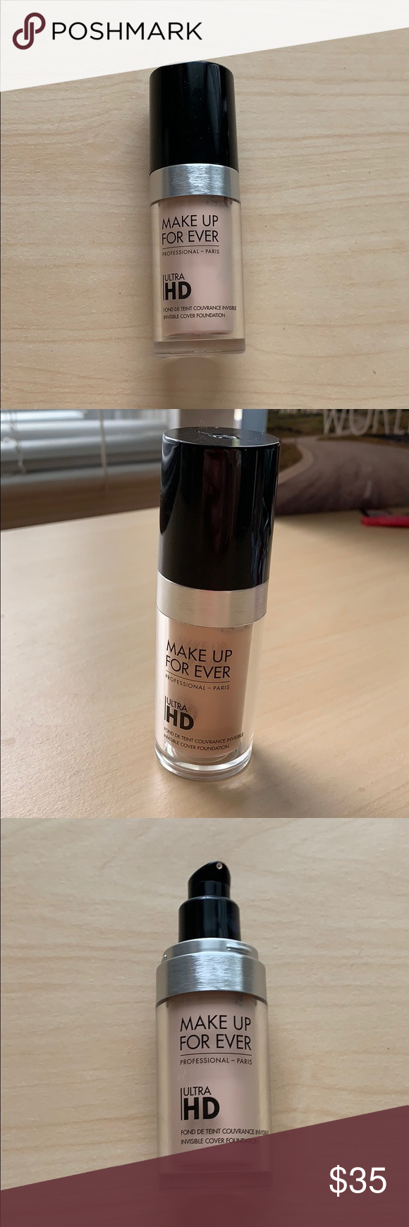 Make Up Forever Ultra HD foundation in 2020 Sephora