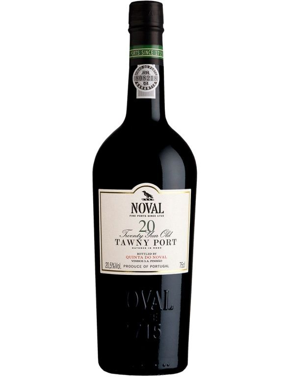 Noval 20 Years Old Tawny Port Wine Vinho Do Porto Vinho