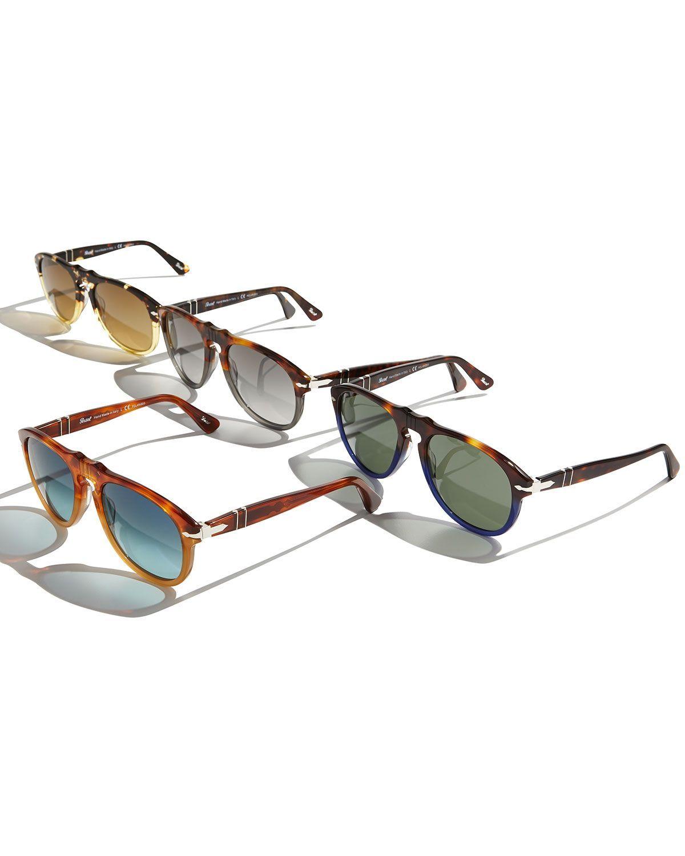 bd3daed7486 Persol 649-Series Acetate Sunglasses
