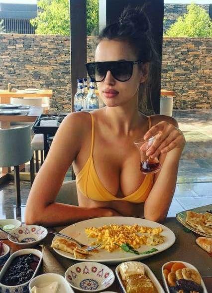35+ Ideas Sport Illustrated Models Irina Shayk #sport