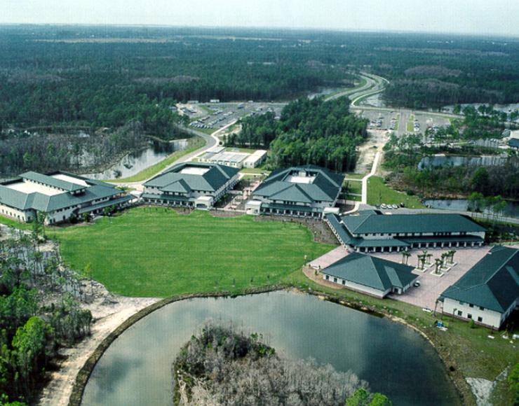 Florida Gulf Coast University University Campus Gulf Coast Florida Florida Gulf Coast University Florida