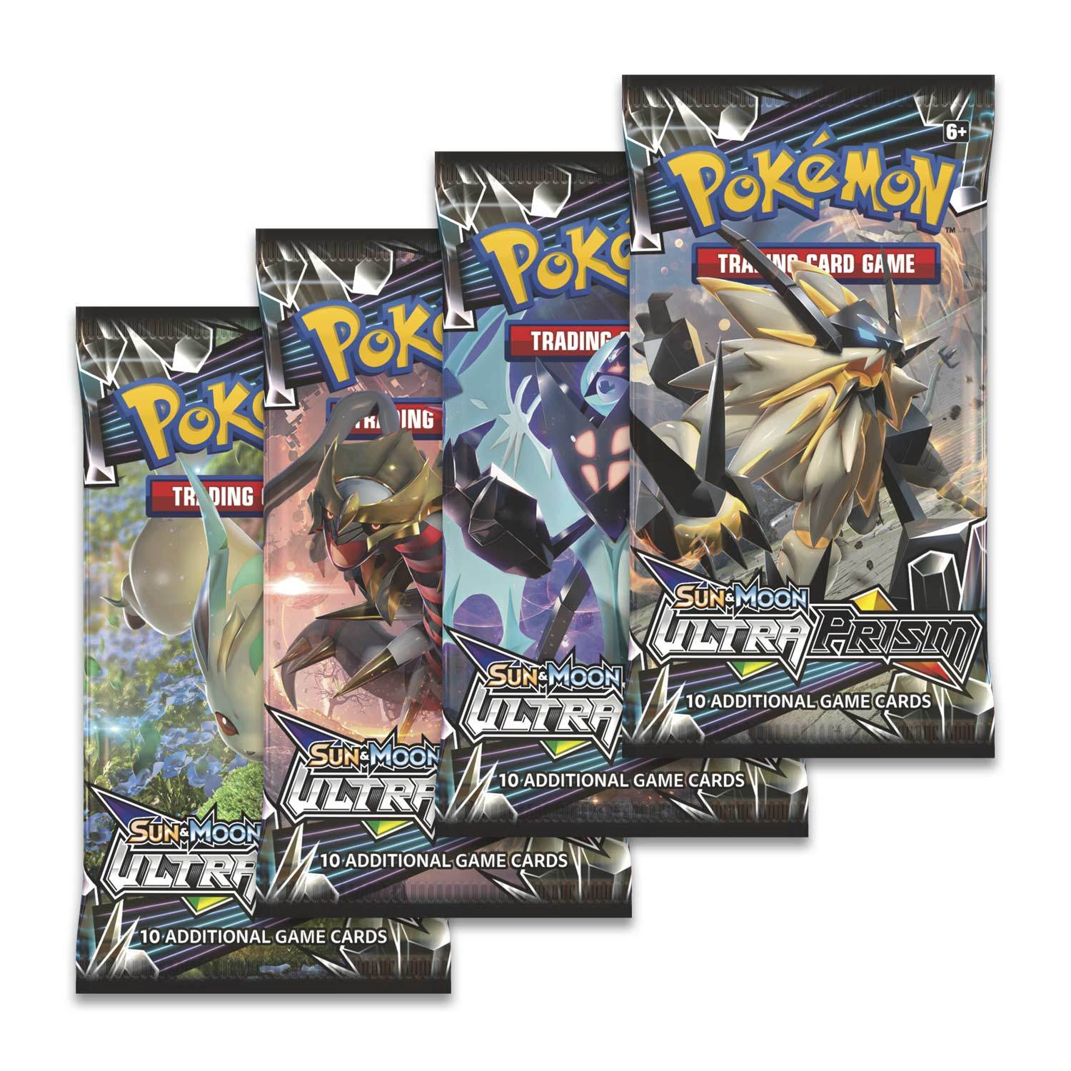Pokémon TCG: Sun & Moon-Ultra Prism Booster Pack | Products