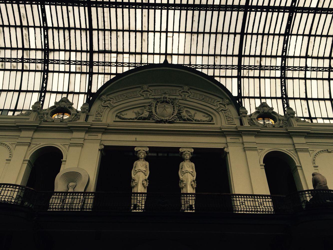 Museu Belas Artes - Santiago, Chile