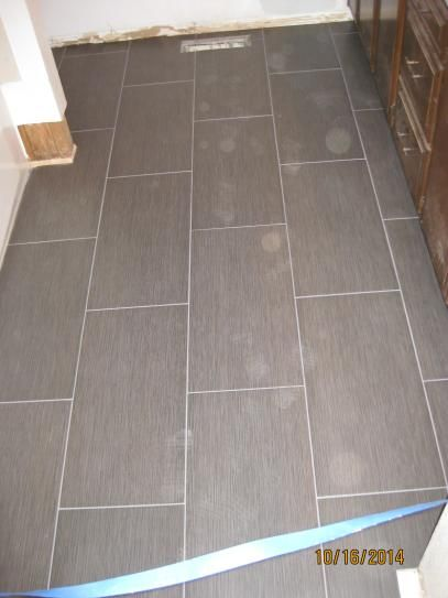 Msi Metro Gris 12 In X 24 In Matte Porcelain Floor And Wall Tile 16 Sq Ft Case Nmetgris1224 The Home Depot In 2020 Porcelain Flooring Flooring Floor And Wall Tile