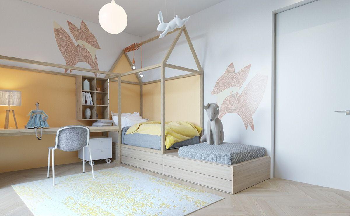 decoration intemporelle pour une chambre d enfants