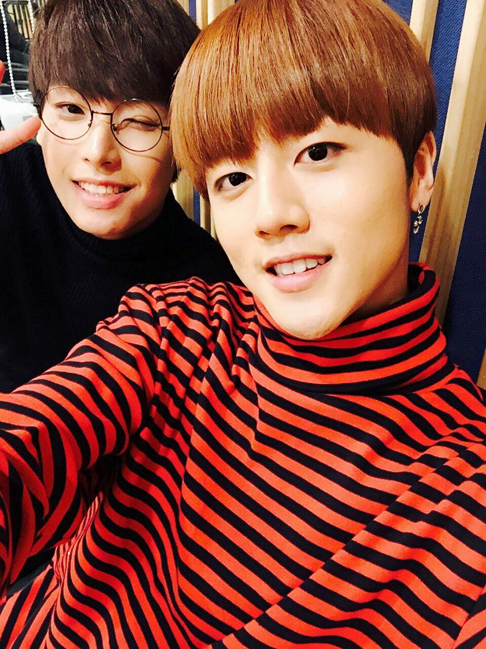 SF9 ⛄ Inseong y Youngbin