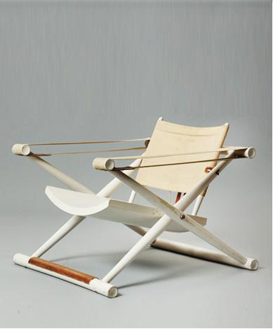 Egyptian Chair Prototype, 1928 Mogens Lassen, Danish 1901- 1987