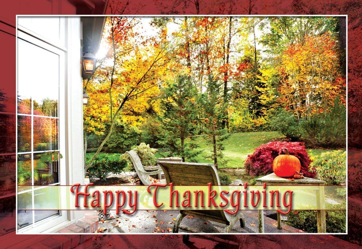 Thanksgiving greeting cards real estate greeting cards holiday thanksgiving greeting cards real estate greeting cards kristyandbryce Image collections