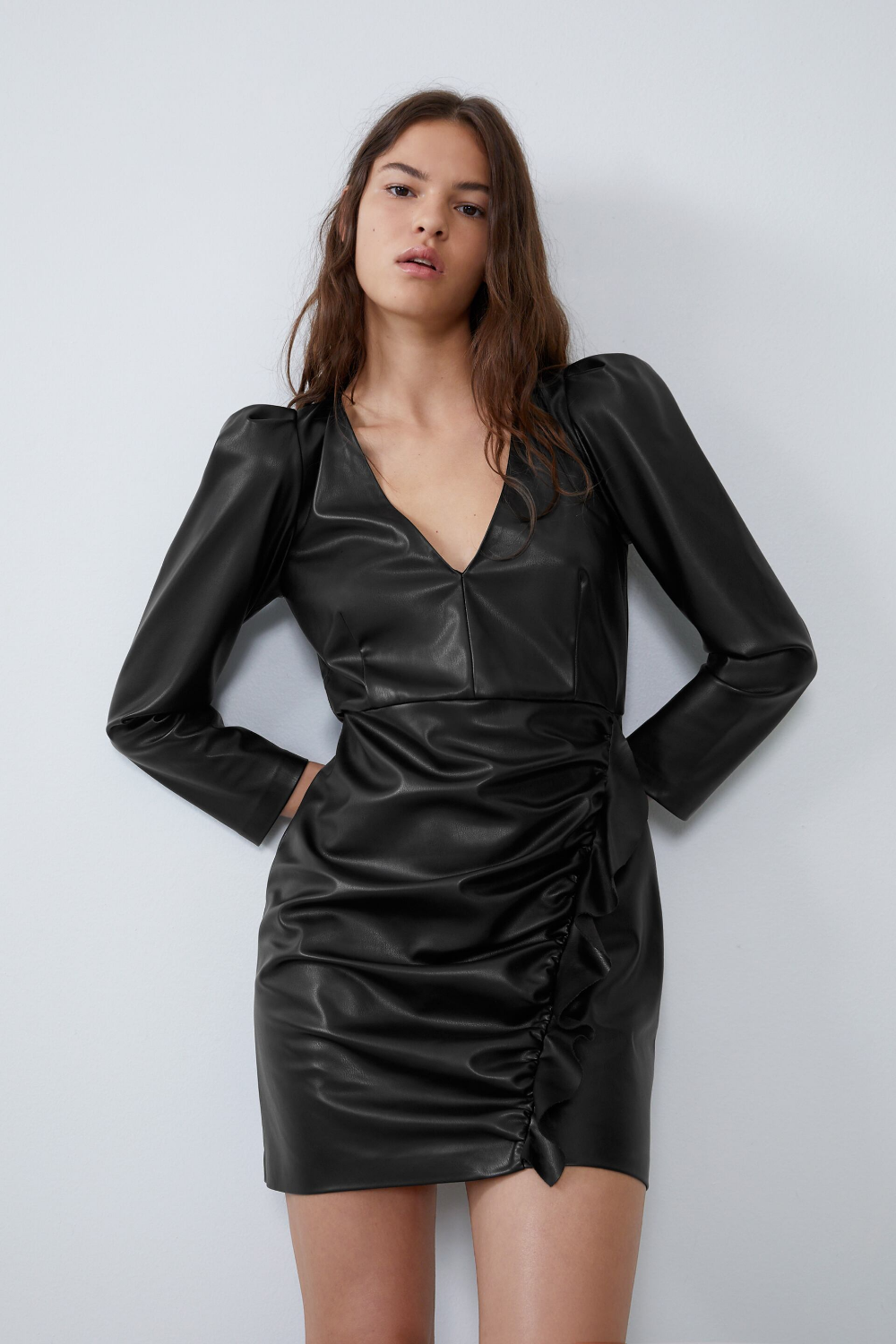 All Leather Dresses