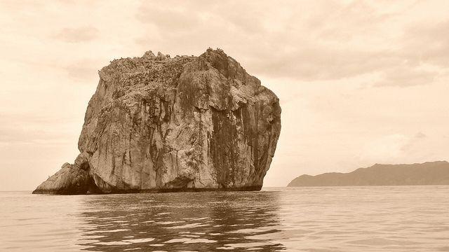 Roca Bruja, Costa Rica (photograph by Rodrigo V Cunha)
