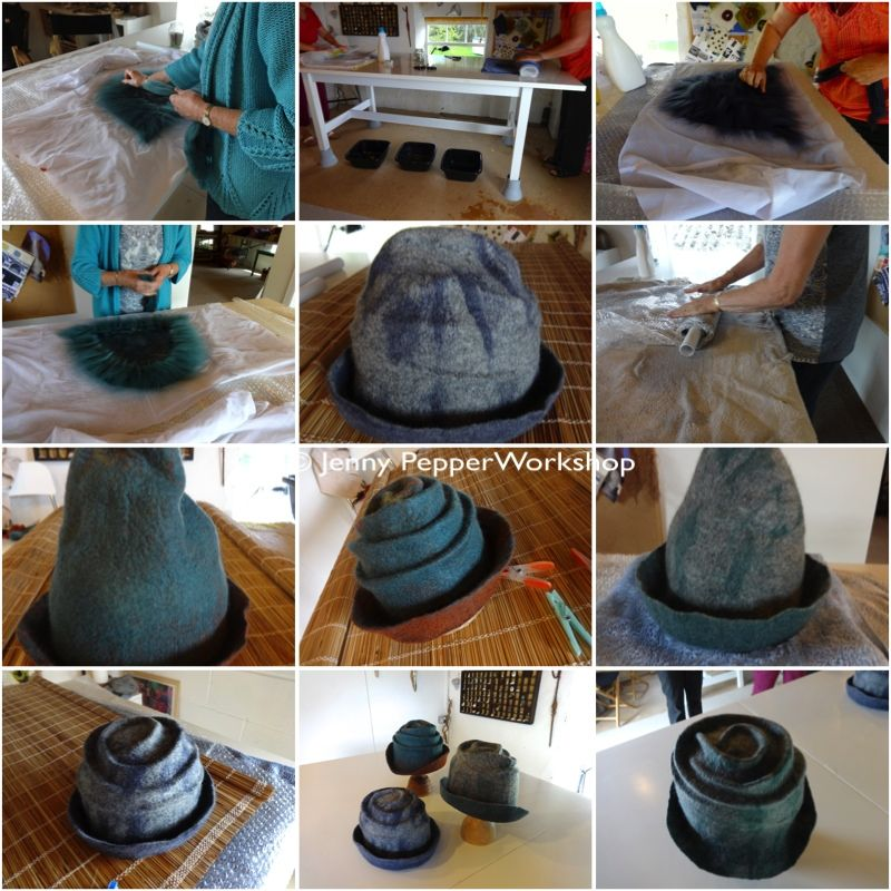 Image result for free felt hat making tutorials | millinery hats.