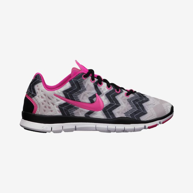womens nike free tr fit all pink