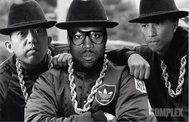 How Pharrell, Kanye West, and Nigo Will Redefine Adidas