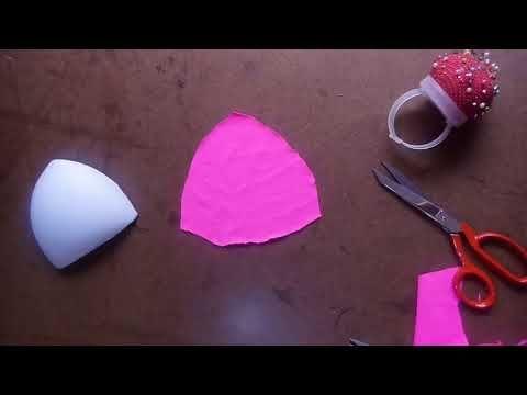 Molde de biquíni com bojo (parte 2) - Beth Aleixo