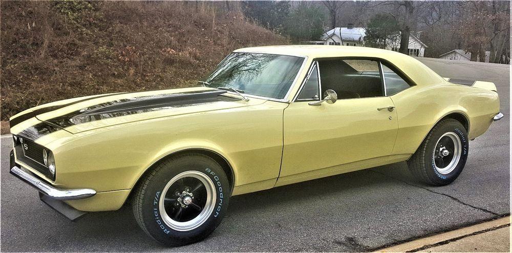 1967 Chevrolet Camaro S/S | eBay Motors, Cars & Trucks, Chevrolet ...
