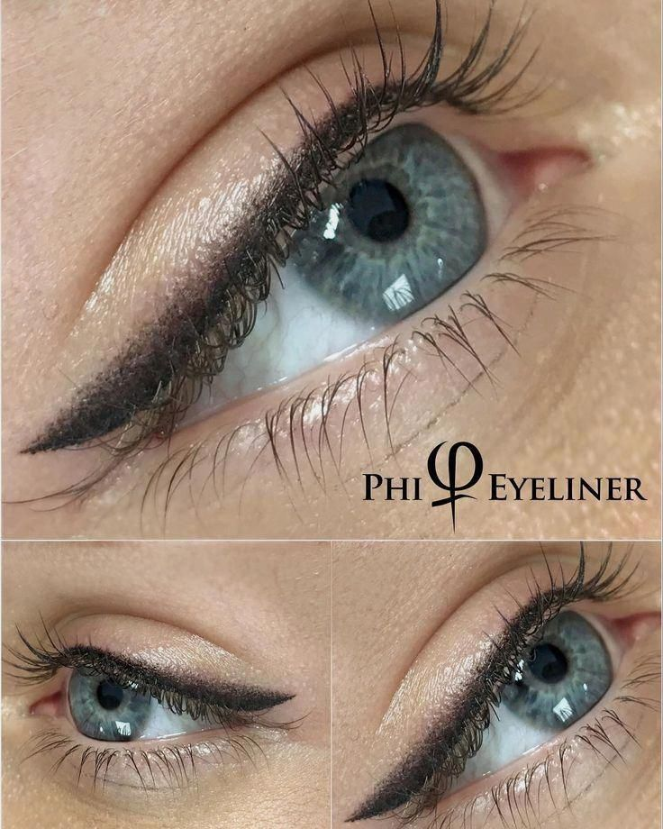 Permanent makeup eyeliner Permanent makeup eyeliner