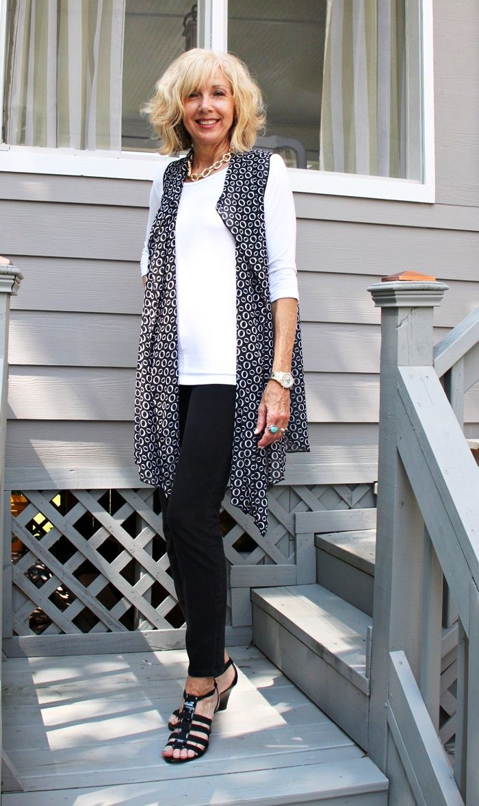 15 Amazing Women S Fashion Over 50 Ideas Cloths For 50 Up