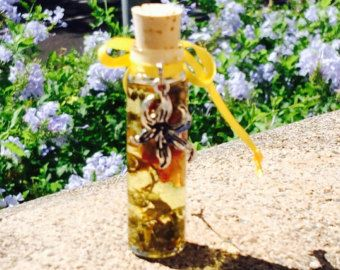 Daffodil Ritual Spell Oil. .25 oz For Beauty, Growth, Celebrating New Life. Ostara, Spring Equinox