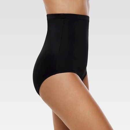 5a6fe0270f Women's Slimming Core Control Ultra High Waist Swim Bottom – Dreamsuit® by Miracle  Brands™ : Target