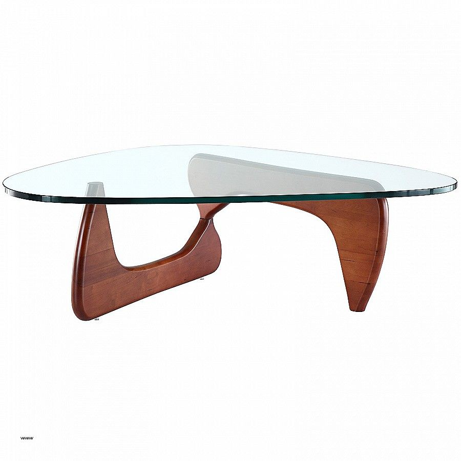 touch of modern glass coffee table