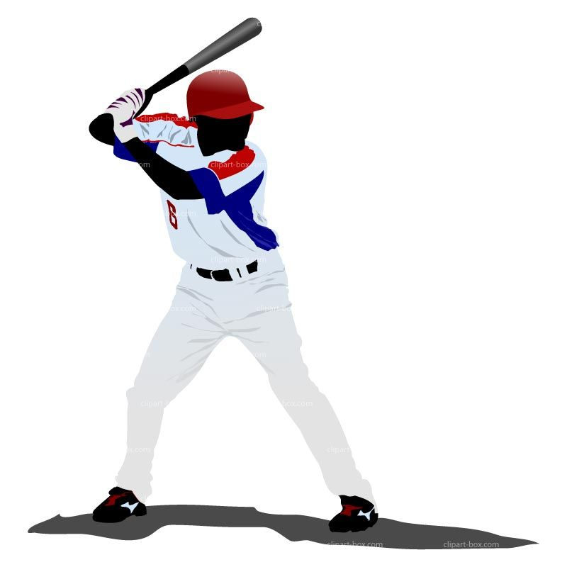clipart baseball player royalty free vector design baseball rh pinterest com free vector baseball batter free vector baseball batter
