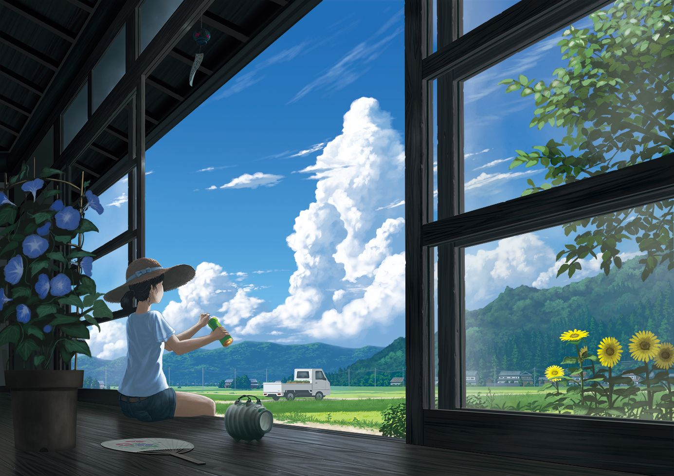 in 2020 Anime scenery, Anime scenery wallpaper
