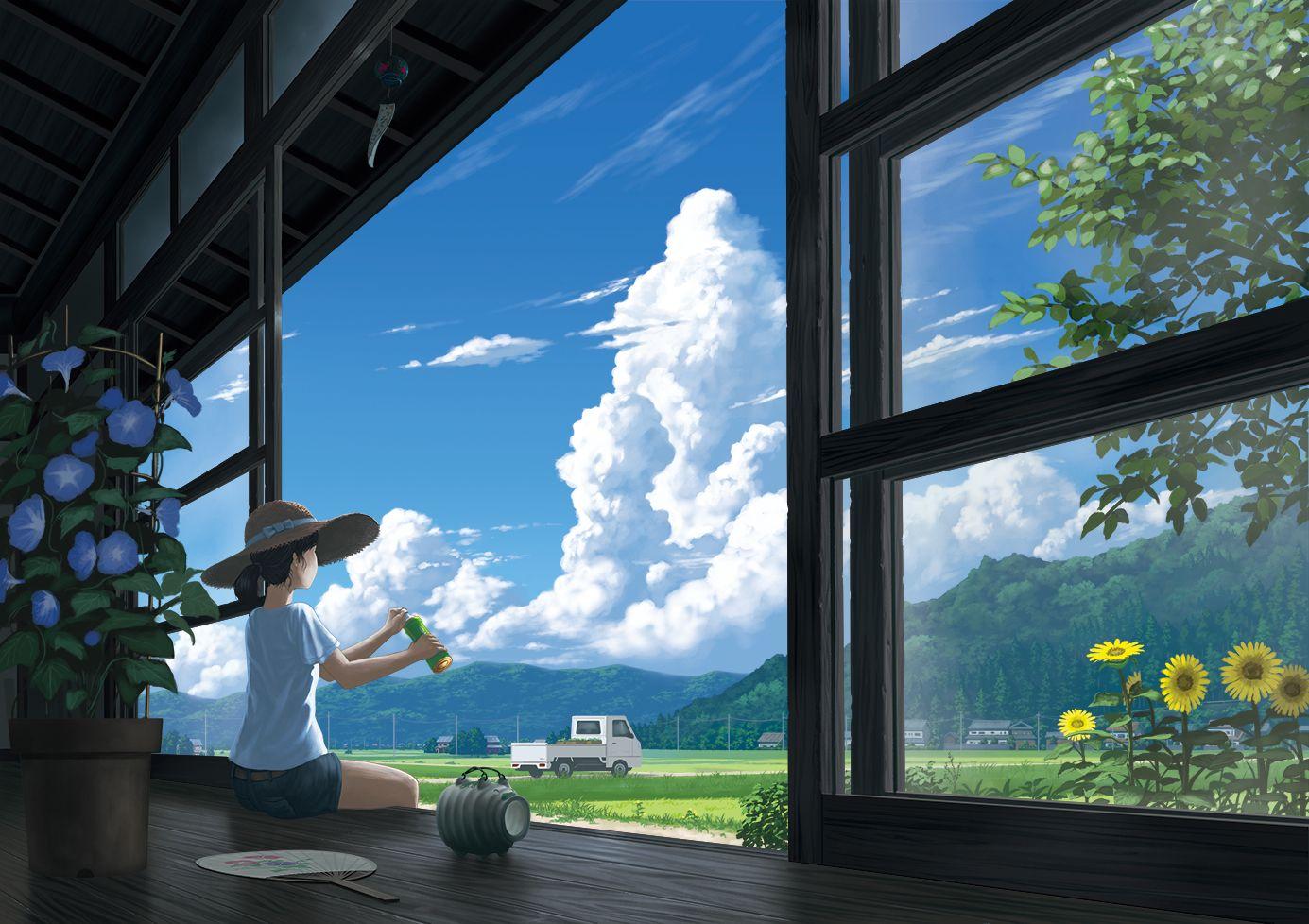 in 2020 Anime scenery, Anime scenery wallpaper