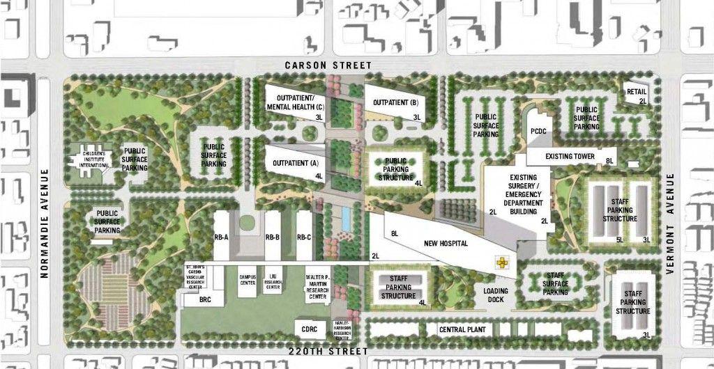 Harbor Ucla Medical Center Getting Major Overhaul Ucla Medical