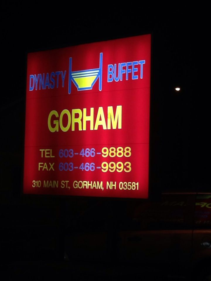 Gorham dynasty buffet gorham buffet my town