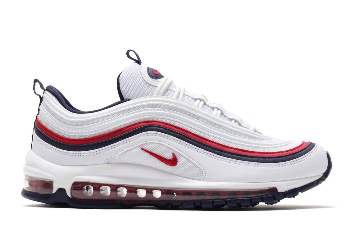 half off b5cd9 432fe Nike Air Max 97 Red Crush Releases For Women | Nike in 2019 ...