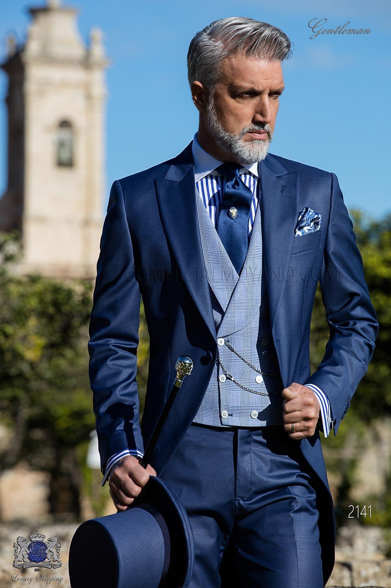Mariage Wedding Jaquette Hommes 2019 En De Cool Royal Bleu Wool Rxq5azxOw
