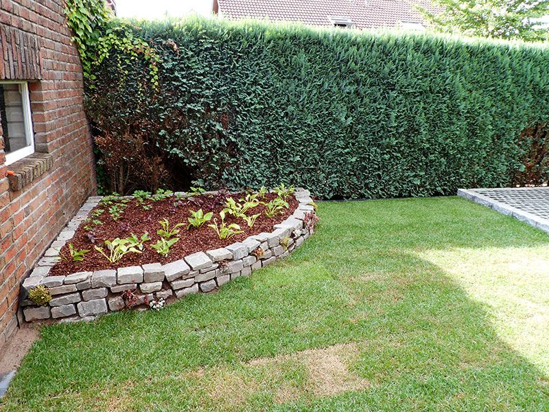 Kleiner, pflegeleichter Garten Garten Pinterest Gardens - pflegeleichter garten modern