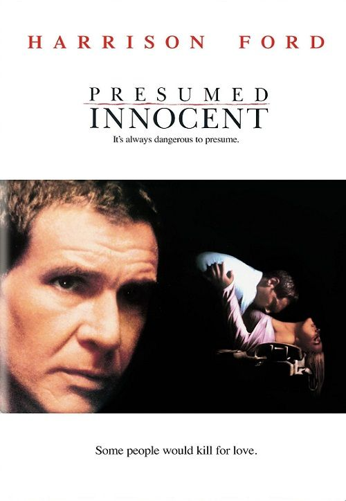 Presumed Innocent Courtroom Thrillers Pinterest Thriller - movie presumed innocent