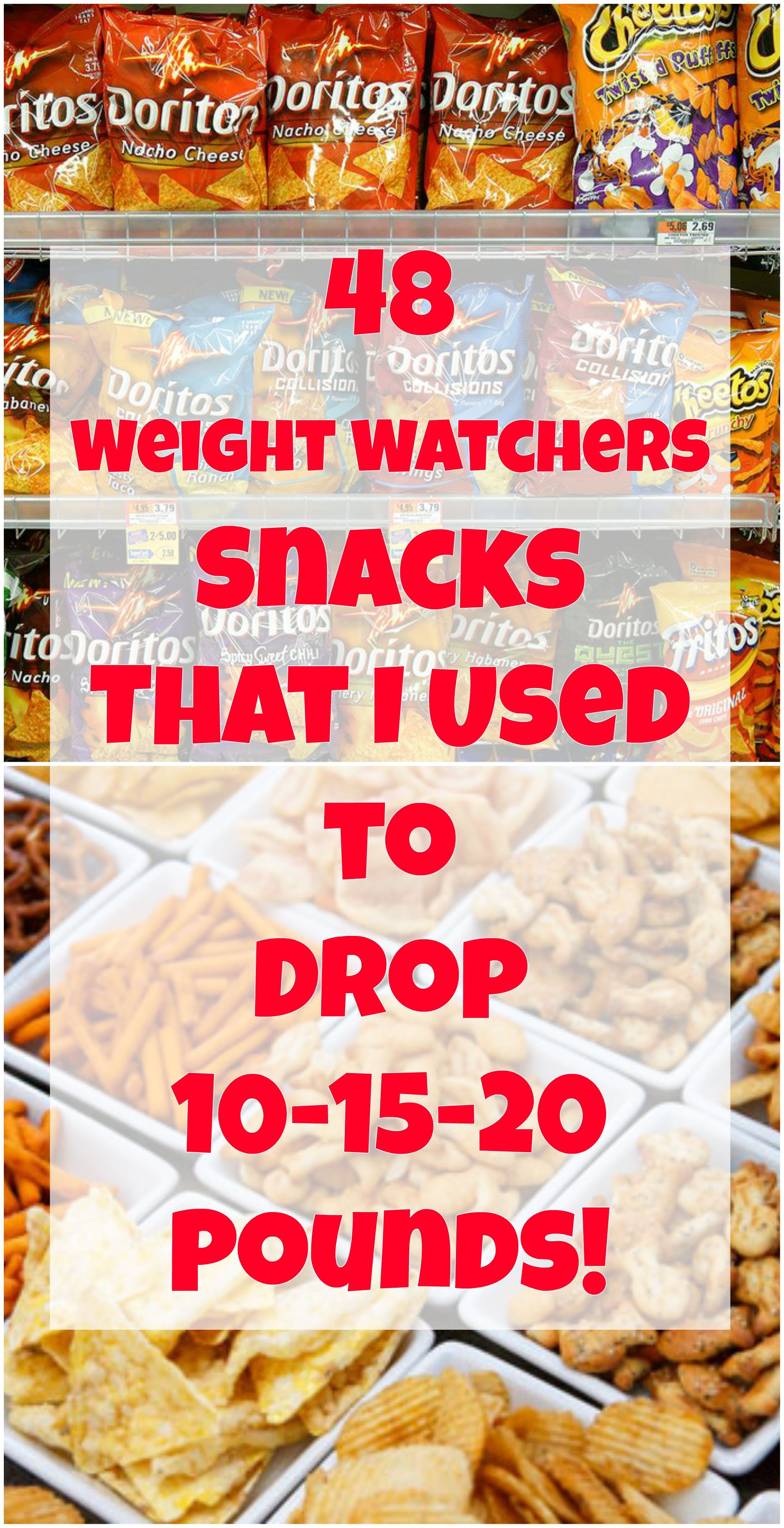 48 weight watchers snacks that i used to drop 10 15 20 pounds